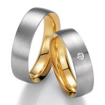 Ehering Collection Royal N40530  Paarpreis 2365,- Euro