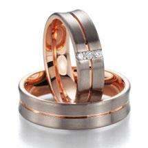 Ehering Collection Royal N40550 Paarpreis 2298,- Euro
