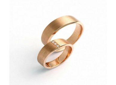Ergonomische Eheringe 4