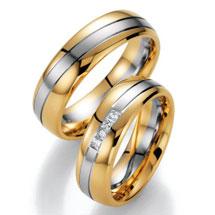 Ehering Collection Royal N40290 Paarpreis 3060,- Euro